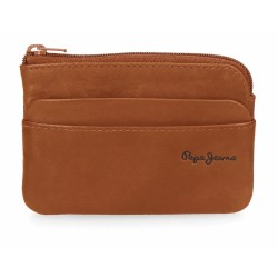Monedero Pepe Jeans Fair camel