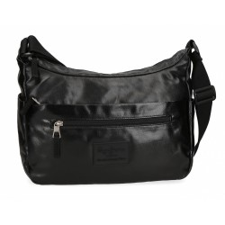 Bolso Pepe Jeans April negro