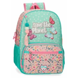 Mochila 42cm Movom Save the...