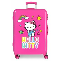 Maleta Mediana HELLO KITTY...