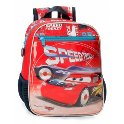 Mochila Infantil Cars Speed...