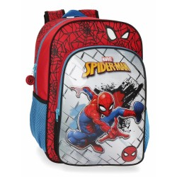 Mochila 38 cm Spiderman Red...