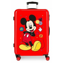Maleta Mediana Mickey Enjoy...