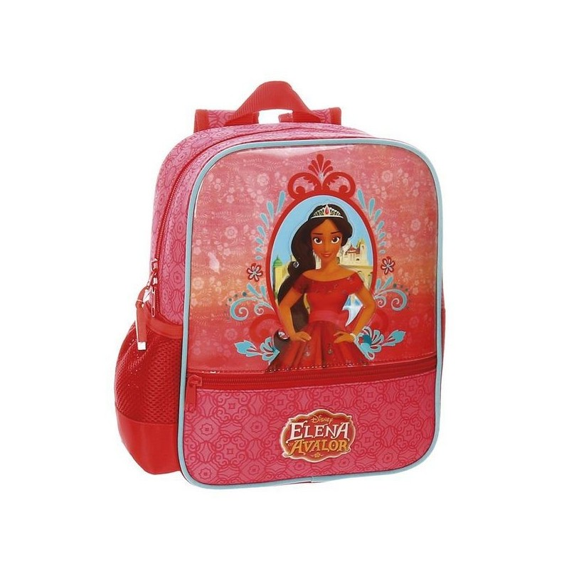 Mochila Elena de Avalor 28cm adaptable