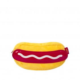 Estuche escolar hot dog -...