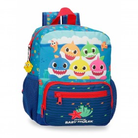 Mochila Happy Family 28cm