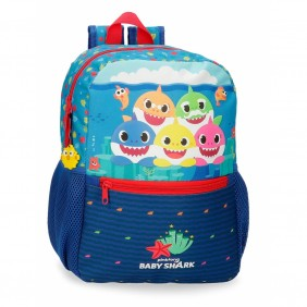 Mochila Happy Family 32cm
