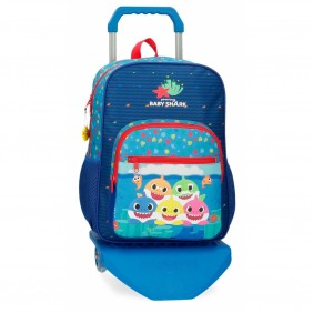 Mochila Happy Family 38cm...