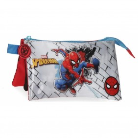 Estuche Spiderman Red Tres...