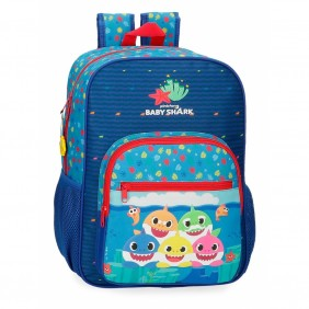Mochila Happy Family 38cm
