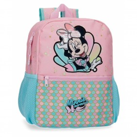 Mochila Minnie Mermaid 32cm...