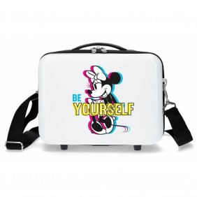 Neceser ABS BE YOURSELF MINNIE