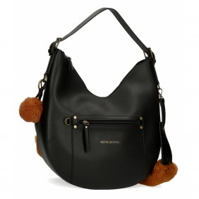 Bolso Pepe Jeans Annie Negro