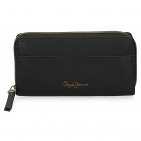 Cartera Pepe Jeans India Negra