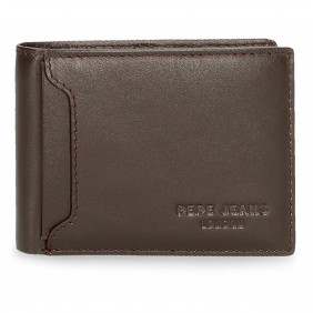 Cartera Pepe Jeans Dark Marrón