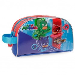 Neceser PJ Masks Ready for Action 2 compartimentos