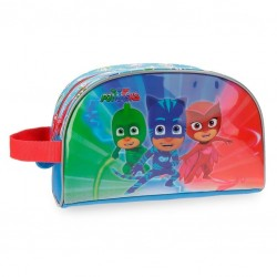 Neceser PJ Masks Winter Heroes 2 compartimentos