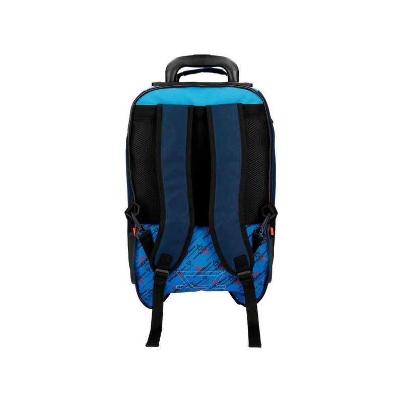 Mochila Trolley Adept Power 4 ruedas