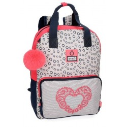 Mochila Enso Heart 40cm adaptable