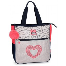 Bolso shopper Enso Heart