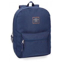 Mochila Pepe Jeans Cross 44cm adaptable