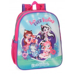 Mochila Enchantimals Fur Ever Besties 33cm adaptable