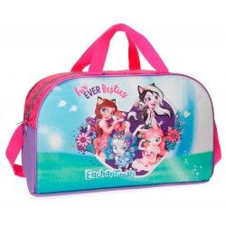 Bolso de viaje Enchantimals Fur Ever Besties 45cm