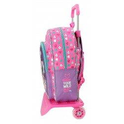 Mochila con carro Enchantimals in the wood 40cm