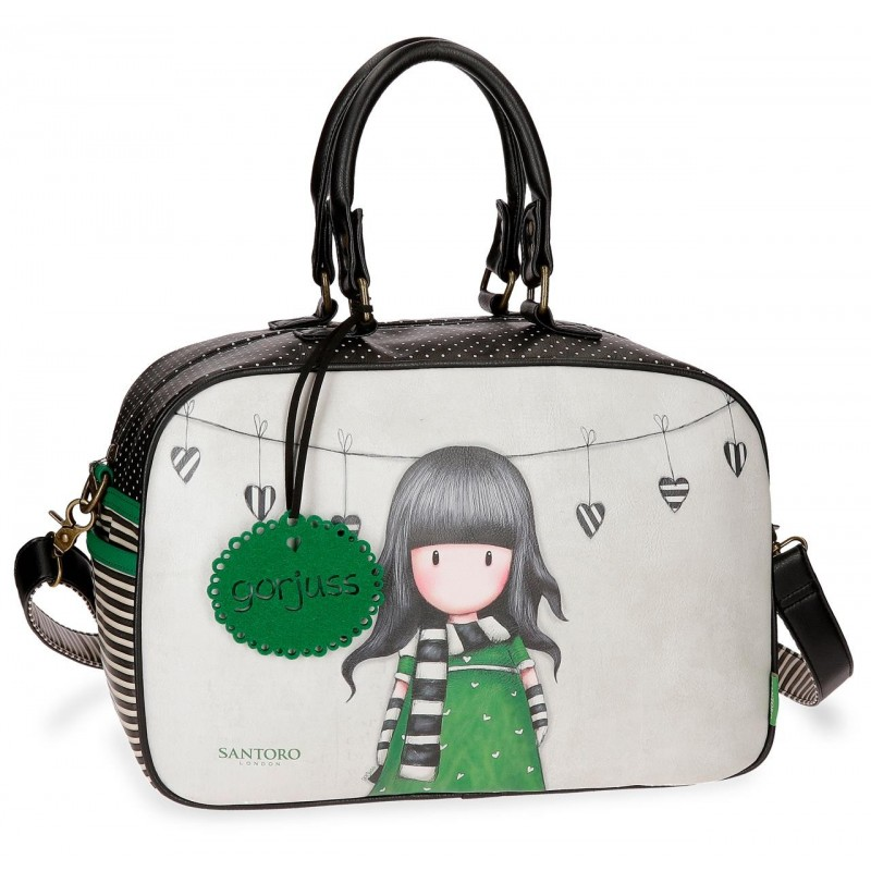 Bolso de viaje Gorjuss Sugar and Spice 37cm