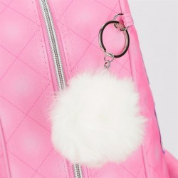Mochila con carro Barbie Fashion 42cm