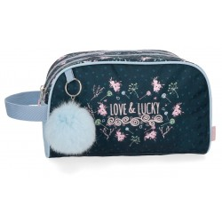Neceser doble Enso Love & Lucky