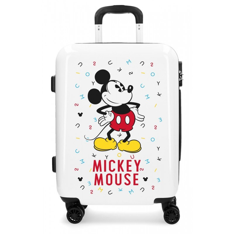 Maleta infantil Mickey True Original Cabina + Regalo