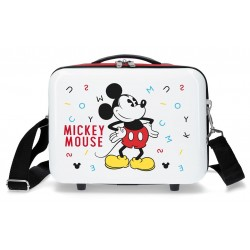 Neceser infantil Mickey Style Letras