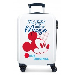 Maleta infantil Mickey Magic Original Cabina + Regalo