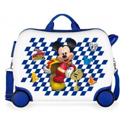 Maleta correpasillos Mickey Good Mood + Regalo