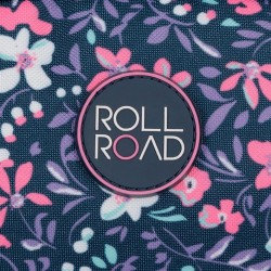 Neceser Roll Road Spring doble compartimento adaptable a trolley