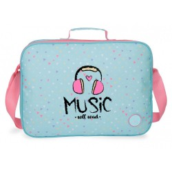Mochila bandolera Roll Road Music