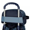 Neceser Roll Road Palm doble compartimento adaptable a trolley