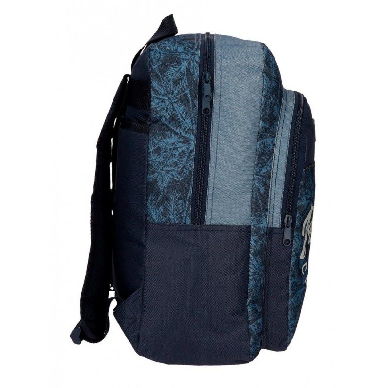 Mochila escolar Roll Road Palm 40cm
