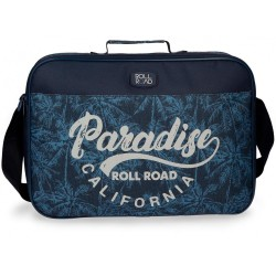 Mochila bandolera Roll Road Palm