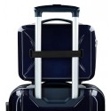 Neceser adaptable a trolley Mickey Enjoy the Day Blue