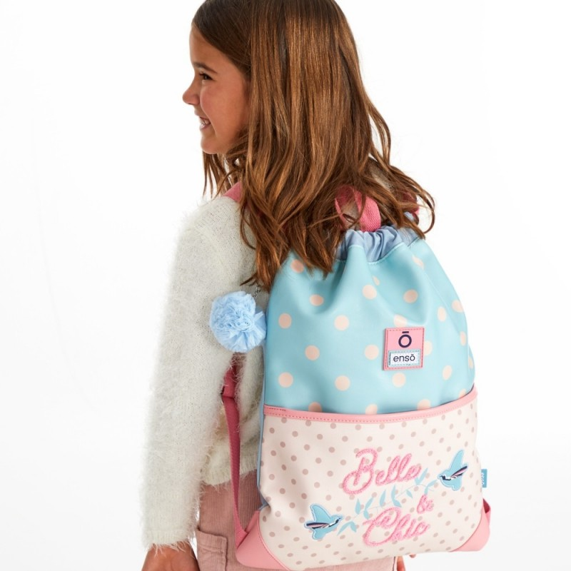 Mochila saco Enso Belle and Chic