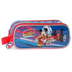Estuche Mickey doble compartimento World Mickey