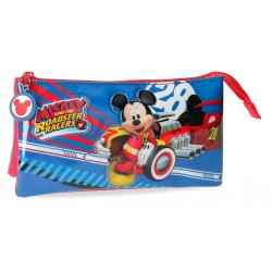 Estuche triple Mickey World