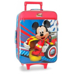 Maleta infantil blanda Mickey World