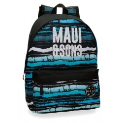 Mochila Maui Waves 42cm adaptable