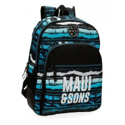 Mochila doble compartimento Maui Waves