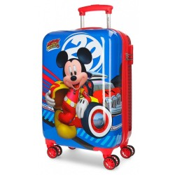 Maleta de cabina infantil Mickey World + Regalo