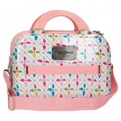 Neceser ABS adaptable a trolley Pepe Jeans Tina
