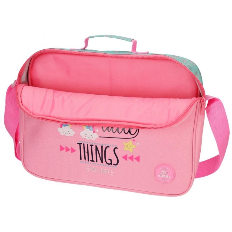 Mochila bandolera Roll Road Little Things